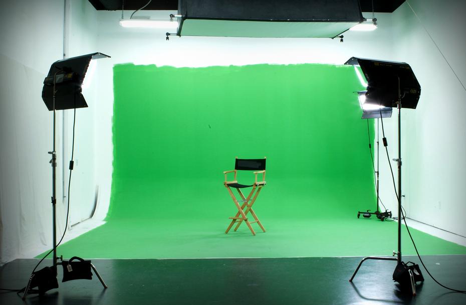 Chroma (fondo verde) en los videoclips